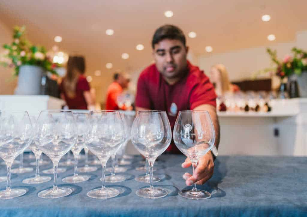 How to Survive a Grand Tasting 1